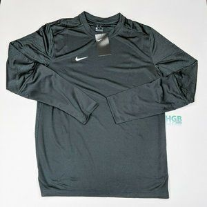 Nike Long Sleeve Shirt Men's Running Training Gym